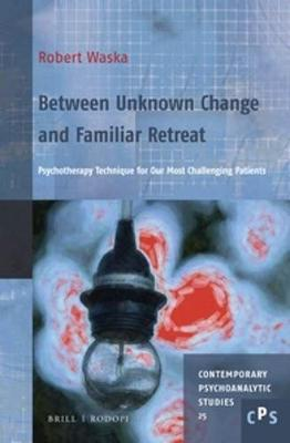 Between Unknown Change and Familiar Retreat by Robert Waska image