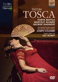 Puccini: Tosca - Joseph Colaneri  (Live from the Met) on DVD