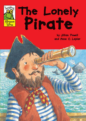 The Lonely Pirate by Jillian Powell image