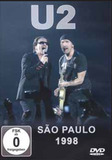 U2 - Sao Paulo 1998 on DVD