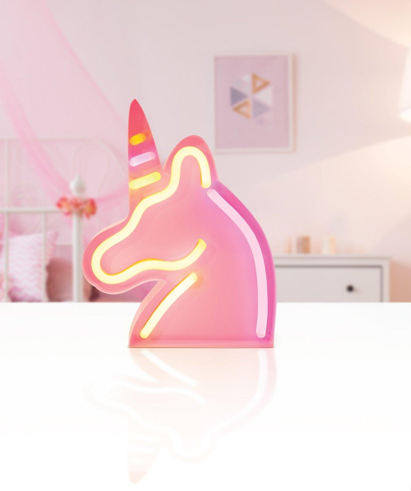 Neon Dreams - Unicorn Fantasy Light image