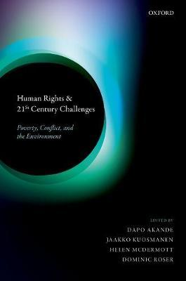 Human Rights and 21st Century Challenges image