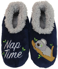 Slumbies Koala Naptime Pairables Slippers (L)