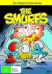 Smurfs, The - Vol. 9 on DVD