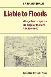 Liable to Floods by J.R. Ravensdale image