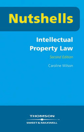 Intellectual Property Law by Caroline Wilson image