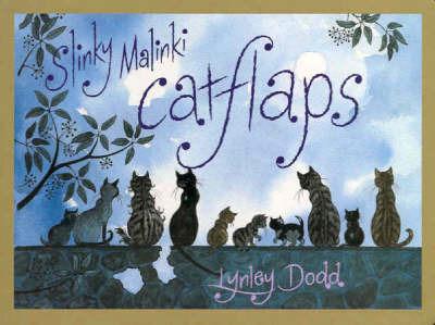 Slinky Malinki Catflaps by Lynley Dodd image