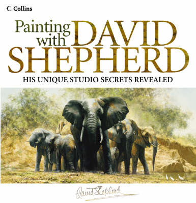 Painting with David Shepherd by David Shepherd image