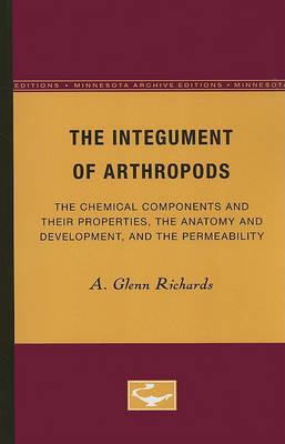 The Integument of Arthopods by A. Glenn Richards image