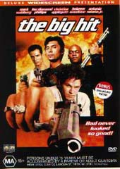 The Big Hit on DVD