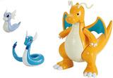 Pokemon Plamo Dragonite Evolution Set Model Kit
