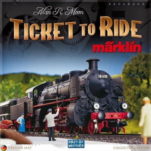 Ticket to Ride: Marklin Expansion