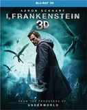 I, Frankenstein 3D on Blu-ray, 3D Blu-ray