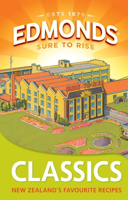 Edmonds Classics: NZ's Favourite Recipes by Goodman Fielder