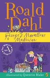 George's Marvellous Medicine by Roald Dahl image