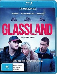 Glassland on Blu-ray