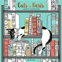 Cats in Paris by Won-Sun Jang