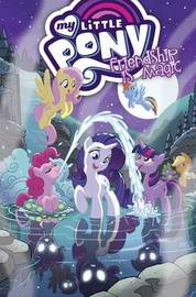 My Little Pony Friendship Is Magic Volume 11 by Thom Zahler