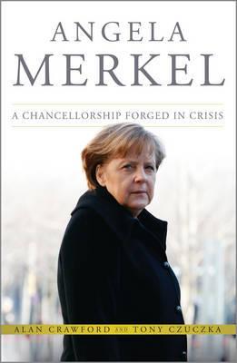 Angela Merkel by Alan Crawford