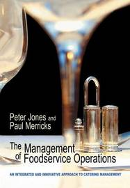 The Management of Foodservice Operations image