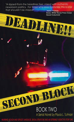Deadline!!: Second Block, Book 2 by Paula Tutman image
