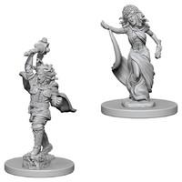 D&D Nolzur's Marvelous: Unpainted Miniatures - Medusas