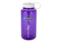 Nalgene 1.0L Wide Mouth Tritan Bottle (Purple)