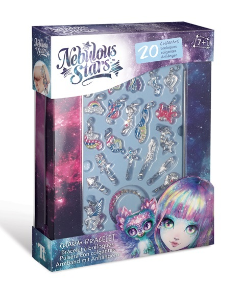 Nebulous Stars - Charm Bracelet Set