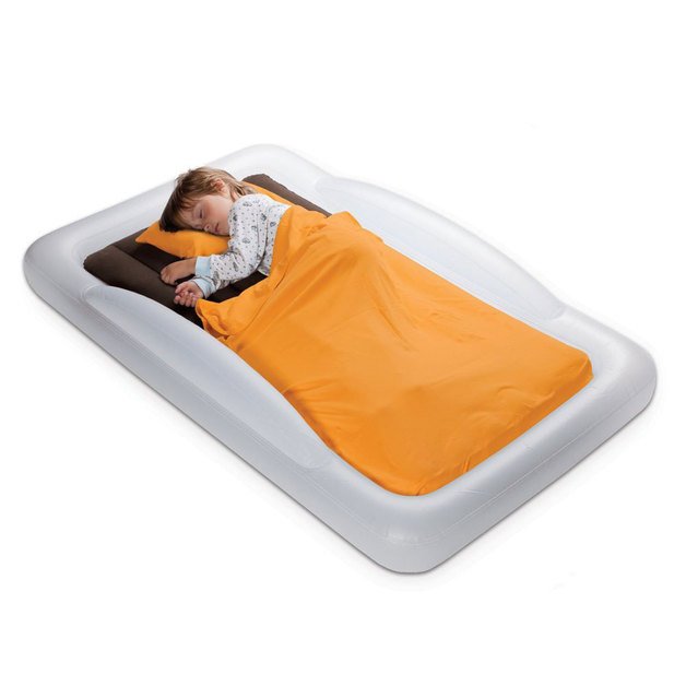The Shrunks: Inflatable Travel Bed - Cot Size