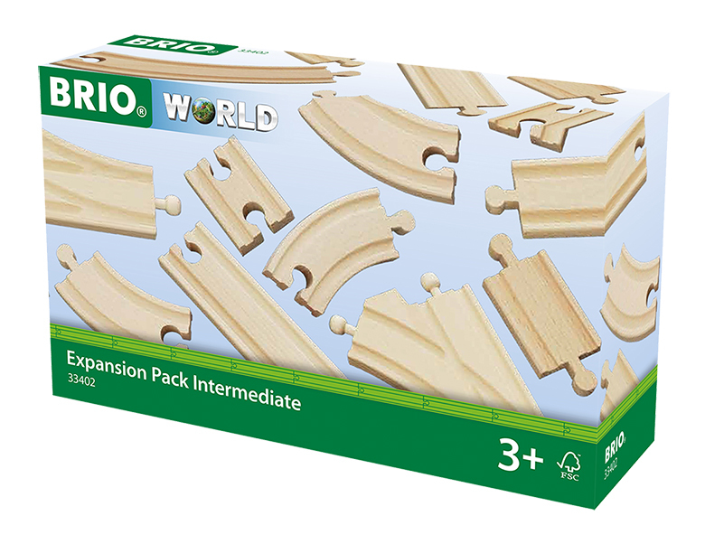 Brio: Railway - Intermediate Expansion Pack image