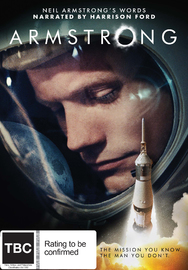 Armstrong on DVD image