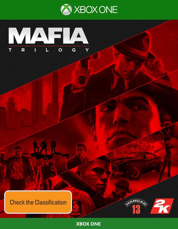 Mafia Trilogy for Xbox One
