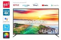 """Kogan 65"""" 4K Smart Android TV"""