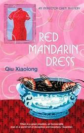 Red Mandarin Dress by Qiu Xiaolong image