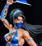 Mortal Kombat 9 Kitana 1/4 Scale Statue