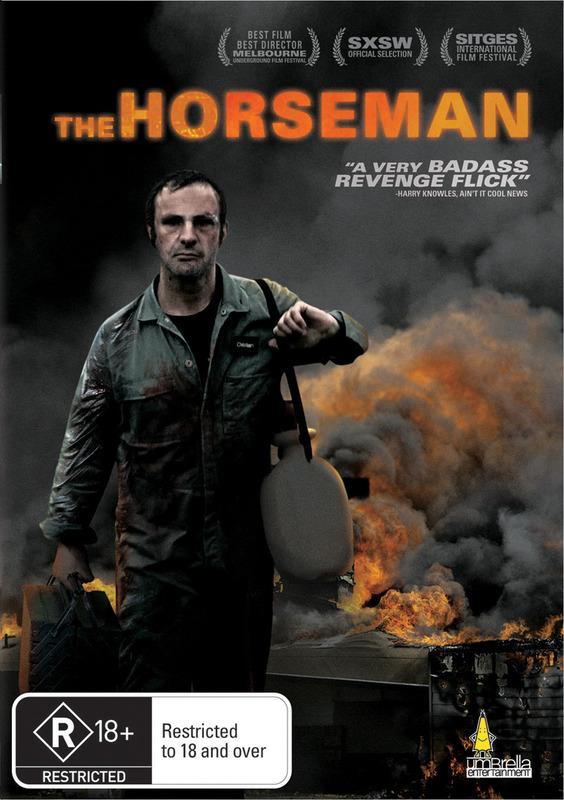 The Horseman on DVD