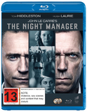 The Night Manager - The Complete Series on Blu-ray