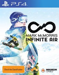 Mark McMorris Infinite Air for PS4