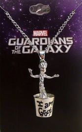 Marvel: Guardians of the Galaxy - Groot Necklace