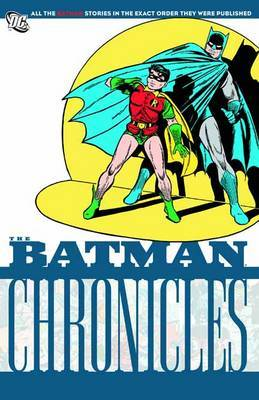 Batman Chronicles: Vol 09 by Joe Greene