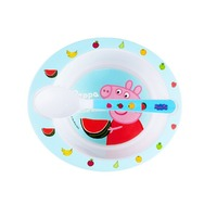 Peppa Pig Bowl and Spoon Set