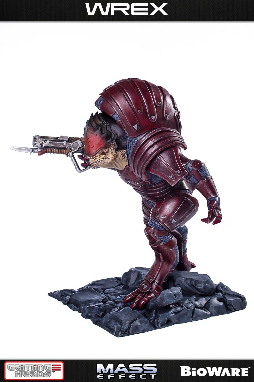 Mass Effect - Wrex 1:4 Scale Statue image