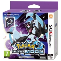 Pokemon Ultra Moon Steelbook Fan Edition for Nintendo 3DS