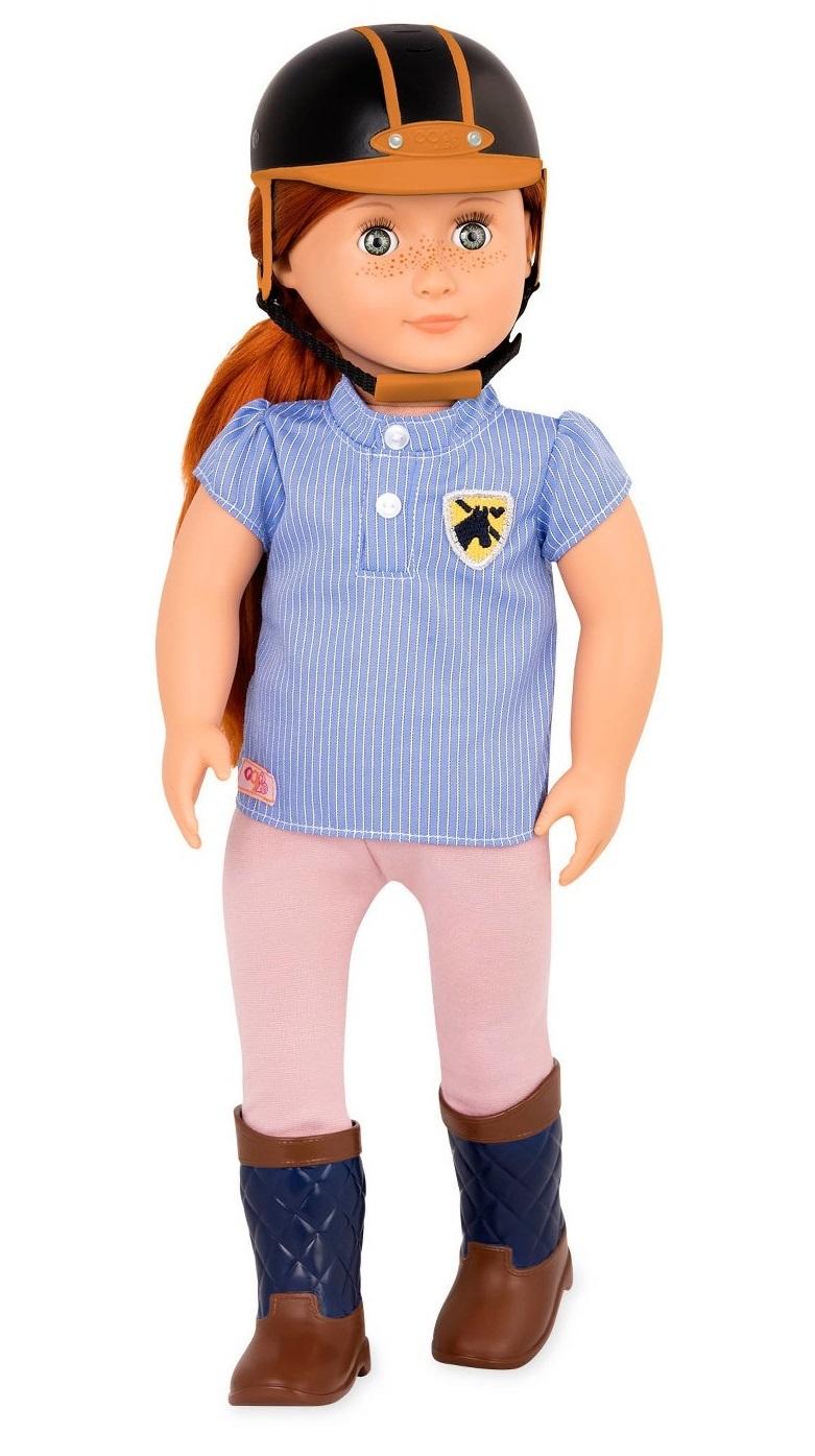 "Our Generation: 18"" Regular Doll - Elliet image"