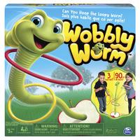 Wobbly Worm - Children's Game