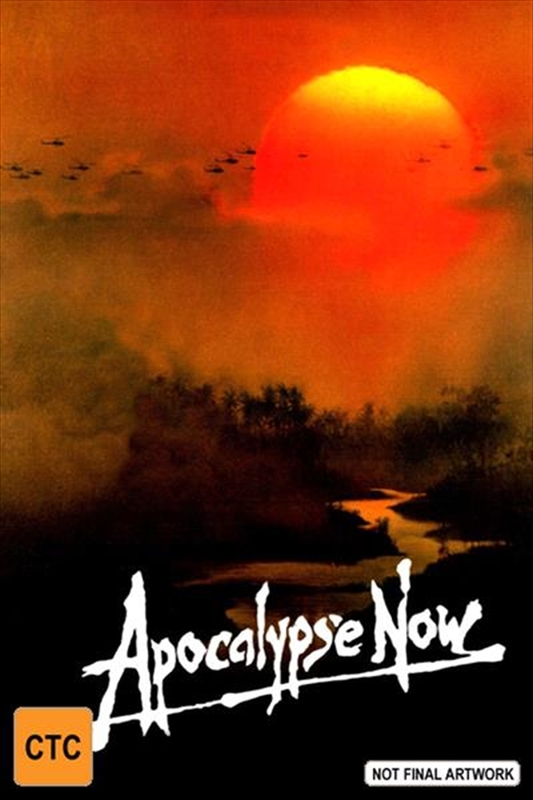 Apocalypse Now - Final Cut on UHD Blu-ray