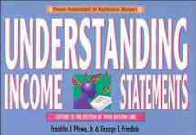 Understanding Income Statements by Franklin J. Plewa image