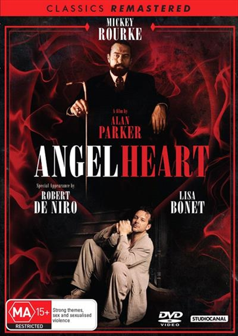Angel Heart on DVD image