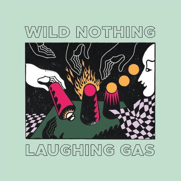 Laughing Gas (Milky Clear Vinyl) by Wild Nothing