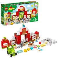 LEGO DUPLO: Barn, Tractor & Farm Animal Care - (10952)
